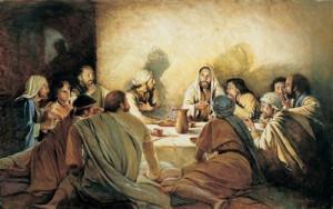 ...очень желал Я есть с вами сию пасху прежде Моего страдания (Лук.22:15)